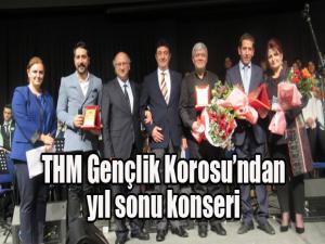 TRT Erzurum THM Gençlik Korosundan Muhteşem Yıl Sonu Konseri