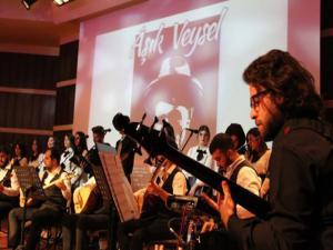 Türk Musikisi Devlet Konservatuarından Türk Halk Müziği konseri