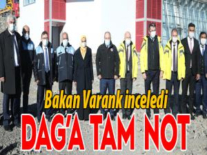 Varank: Doğu Anadolu Gözlemevi dünyanın en önemli uzay merkezlerinden birisi olacak