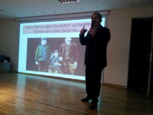 ÜSTEĞMEN KARA FATMA İSTANBUL'DA ANILDI