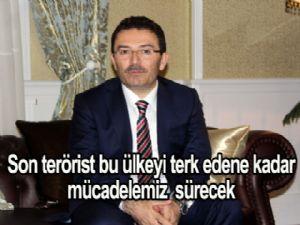 İçişleri Bakanı Selami Altınok: