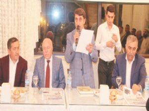 MAGESDER, Başkan  Mehmet Sekmen'i konuk etti