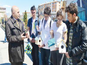 Yakutiye, Bilkent'in öğrencileriyle buluştu