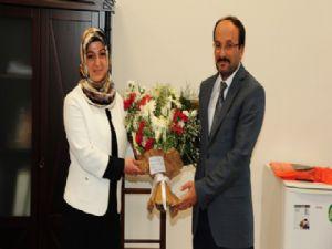 ETÜ Rektör Yardımcılığı görevine Prof. Dr. Songül Duman atandı
