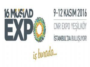 İş'in kalbi MÜSİAD EXPO'da Atacak