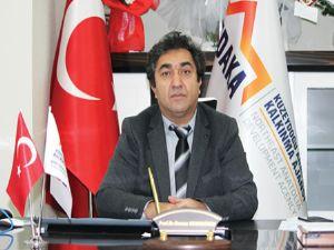 KUDAKA Genel Sekreterliği'ne Prof. Dr. Osman Demirdöğen atandı