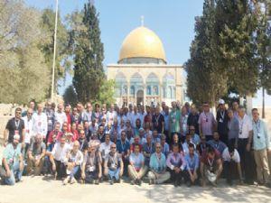 MÜSİAD Filistin'de