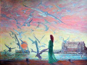 Erzurumlu Ressamın sergisi Gaziantep'te açılıyor