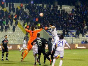 TFF 1. Lig: BB Erzurumspor: 1 - Manisaspor: 1