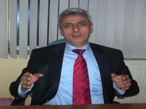 ZMO Erzurum Şube Başkanı Erdal Şengül,