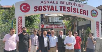 Aşkale'de Atık su tesisleri yenileniyor