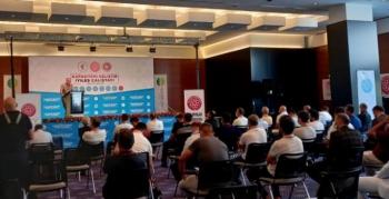 Ata Sporları Federasyonu temsilcileri İstanbul çalıştayına katıldı