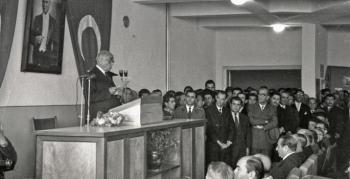 Atatürk üniversitesi 64 yaşında…