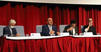 Atatürk Üniversitesinde Ahilik Teşkilatı konuşuldu