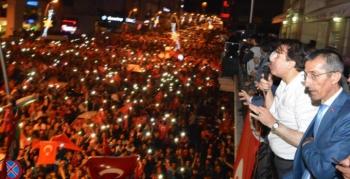 Aydemir: Hainleri ve destekçilerini lanetliyoruz