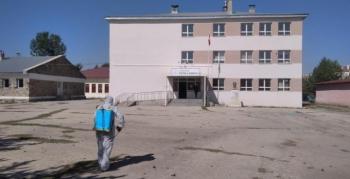 """Aziziye'de """"Yüz Yüze Eğitim"""" hazırlığı"""