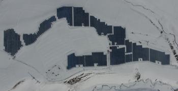 Aziziye Güneş Enerji Santrali kurdu