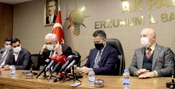 Bakan Pakdemirli: Cumhur İttifakı dışında siyaset yapanlar yalanın ipine sarılıyor