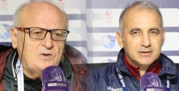 BB Erzurumspor-Adanaspor maçının ardından konuştular
