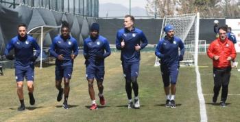 BB Erzurumspor Beşiktaş maçı hazırlıklarını sürdürüyor