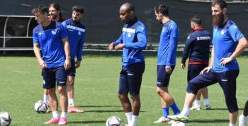 BB Erzurumspor'dan 20 yeni transfer