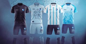 BB Erzurumspor yeni sezon formalarını tanıttı