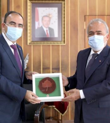 BŞEÜ'den Atatürk ve Erzurum Teknik Üniversiteleri ile işbirliği