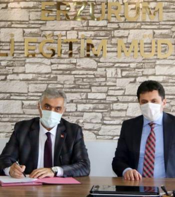 Büyükşehir ile Milli Eğitim protokol imzaladı