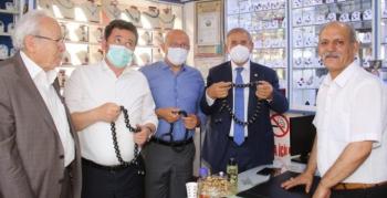CHP Milletvekilleri Erzurum'da