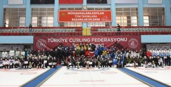 Curling Süper Lig'in şampiyonları belli oldu