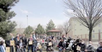 Efe'den Engelliler Haftası mesajı