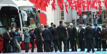 Erdoğan: Bizim Erzurum'da can dediğimiz dadaşlar var