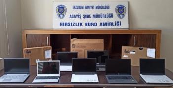 Erzurum'da çeşitli suçlardan aranan 6 şüpheli tutuklandı