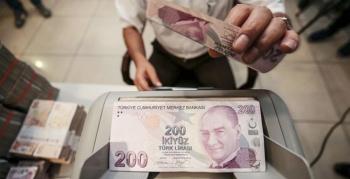 Erzurum'da tahakkuk eden verginin yarısı tahsil edilebildi