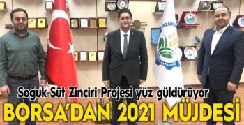 Erzurum Ticaret Borsası'ndan üreticiye 2021 yılı müjdesi