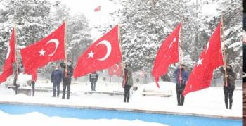 Erzurum'un kurtuluşunun 103. Yıldönümü kutlandı