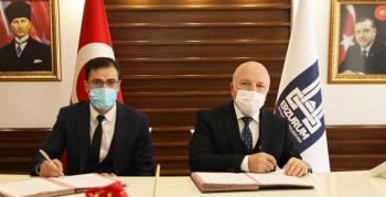 Erzurum'un turizm altyapısına KUDAKA desteği