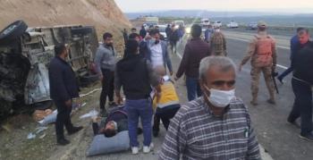Erzurumlu aile kazada can verdi: 5 ölü, 4 yaralı
