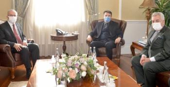 Erzurumlu Vali Toraman sıla-i rahim yaptı