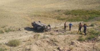 Eski belediye başkanı Erzurum'da kazada öldü