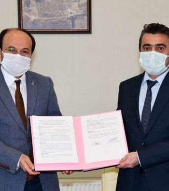 ETÜ ile Sağlık Müdürlüğü iş birliği protokolü imzaladı