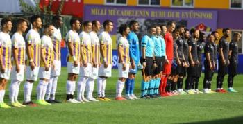 Eyüpspor-BB Erzurumspor maçının ardından konuştular