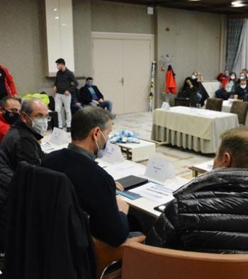 FIS Anadolu Kupası teknik toplantısı yapıldı