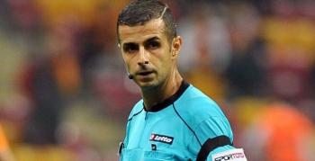 Galatasaray – BB Erzurumspor maçını Mete Kalkavan yönetecek