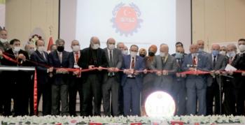 İSİYAD Başkanı Çoban'dan Aziziye'ye termal otel sözü