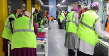 İŞKUR tekstil sektörüne istihdam desteği devam ediyor