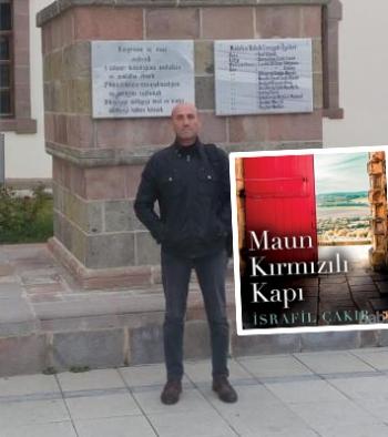 İsrafil öğretmenin polisiye romanı çıktı