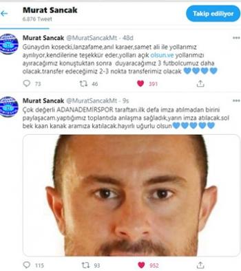 Kaan Kanak Adana Demirspor'da…