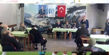 Kartal Erzurumlular Vakfına yeni yönetim