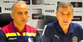 Manisa FK-BB Erzurumspor maçının ardından konuştular